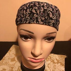 Accessories - NWT Paisley Design Chiffon Headband